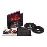 A ha   Memorial Beach Deluxe Edition [2cd] Importado Lacrado